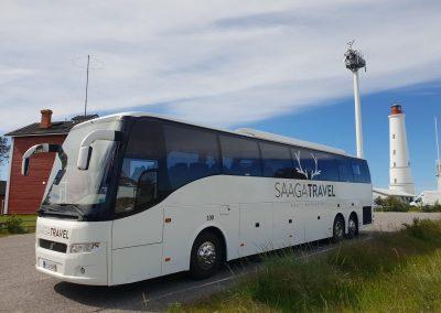 Tilausajot Oulu Bussi Linja-auto