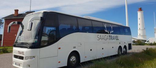 Tilausajot Oulussa Saaga Travel