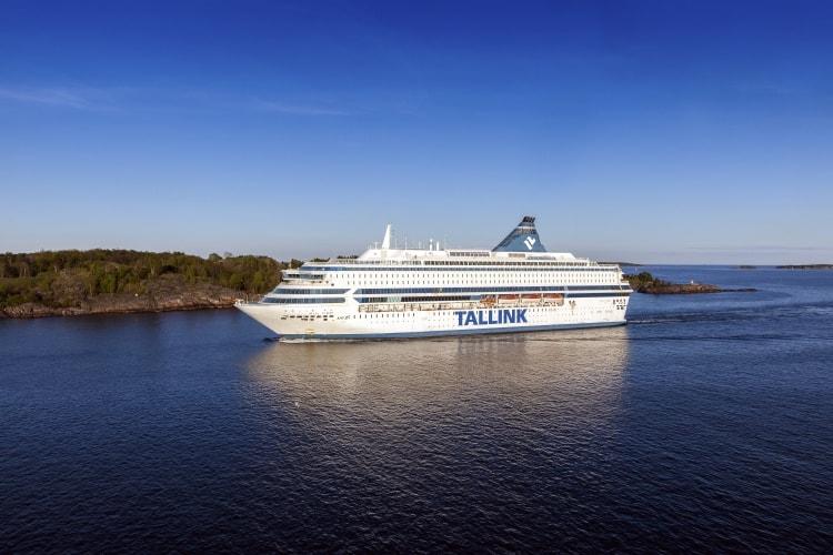 Laiva Tallinnaan