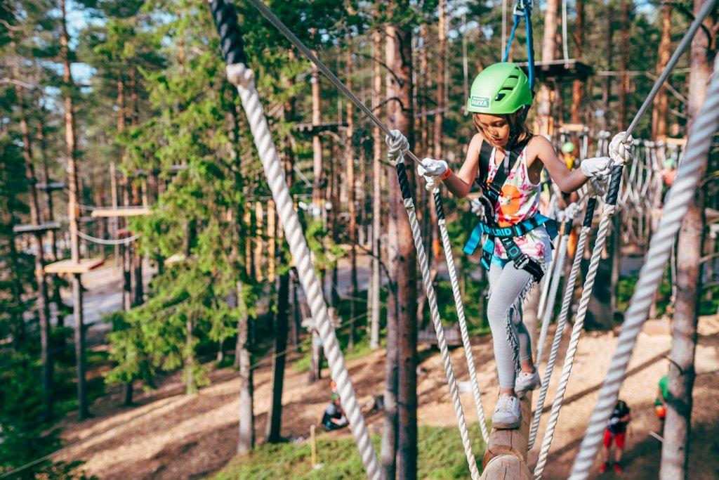 Kalajoki & Seikkailupuisto Pakka - Pohjolan rengastien päiväretkikohde Oulusta